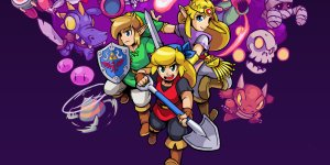 Cadence of Hyrule: Crypt of the NecroDancer Featuring The Legend of Zelda banner