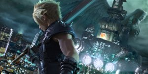Final Fantasy VII Remake banner