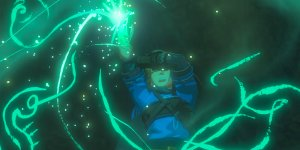 The Legend of Zelda: Breath of the Wild 2 banner