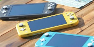Nintendo Switch Lite banner