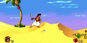 Disney Classic Games: Aladdin and The Lion King banner