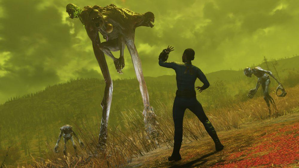 novità Fallout 76