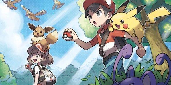 Pokémon Let's Go banner scheda