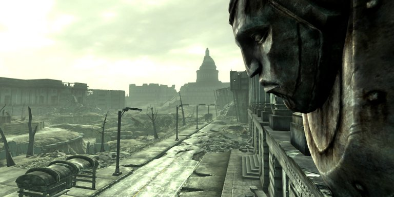 Fallout città