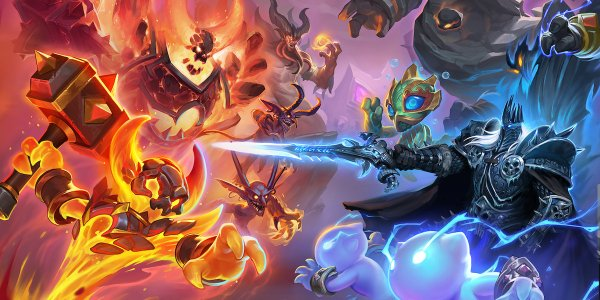 Hearthstone evento Battelgrounds