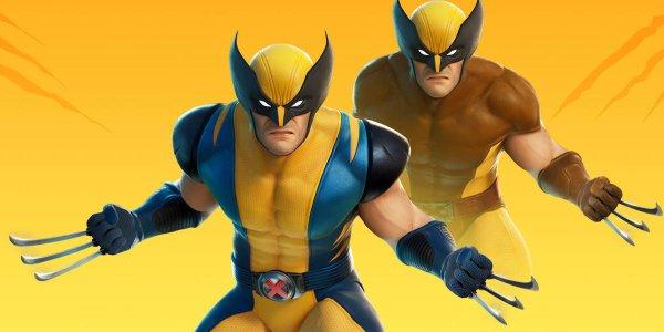Fortnite Wolverine