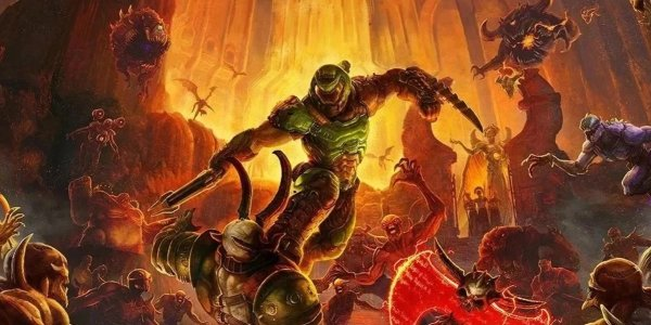 DOOM Eternal Switch