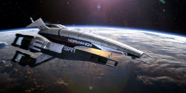 Mass Effect Normandy
