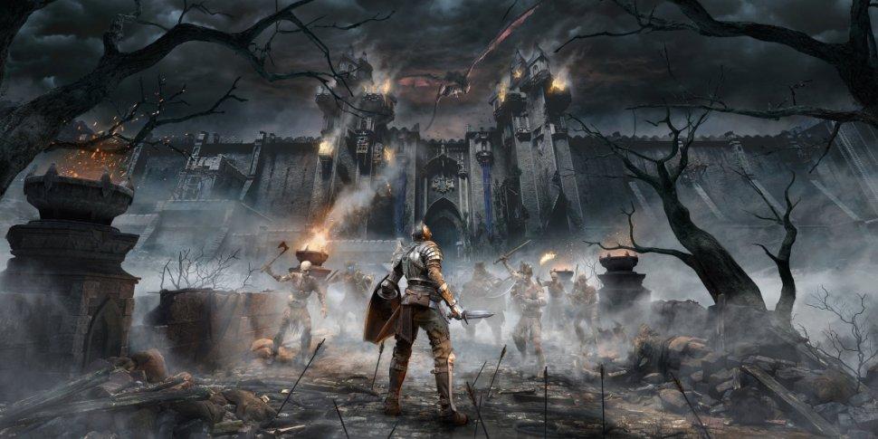 Demon's Souls banner