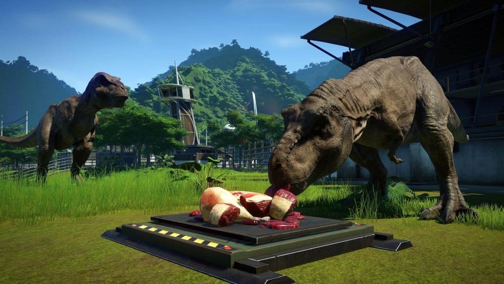 Jurassic Park Evolution screenshot