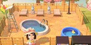 Animal Crossing Glitch