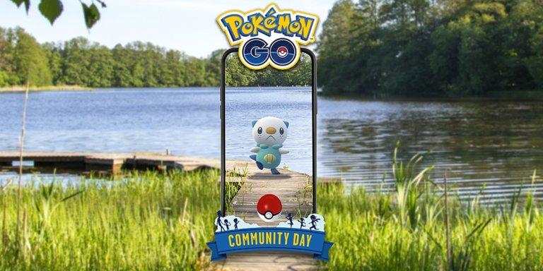 Community Day Oshawott