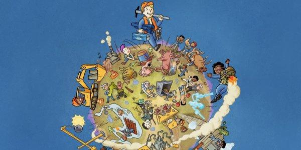 Fallout 76 Worlds banner