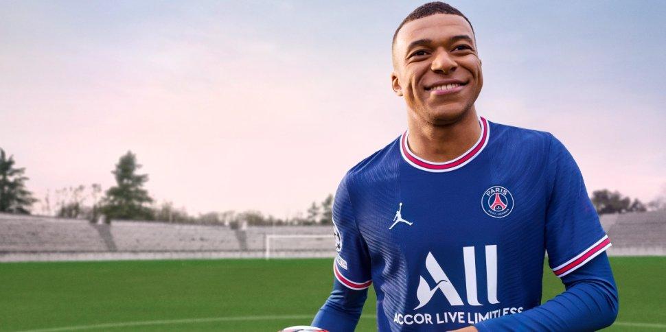 FIFA 22 banner