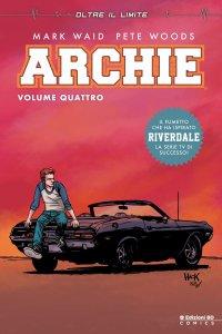 Archie vol. 4, copertina di Robert Hack
