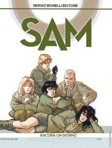Orfani - Sam 12: Ancora un giorno, copertina di Carmine Di Giandomenico