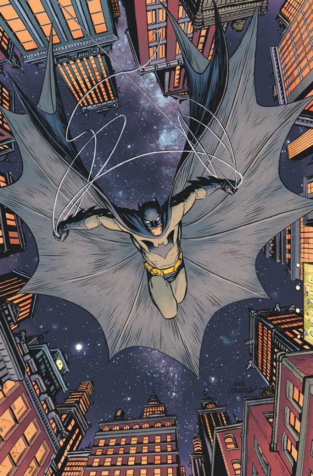 Batman: Universe, di Nick Derington
