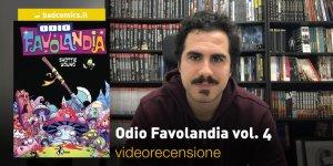 Odio Favolandia vol. 4
