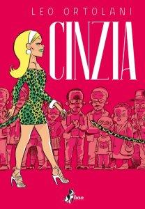 Cinzia, copertina di Leo Ortolani