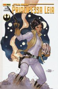 Principessa Leia, copertina di Terry Dodson