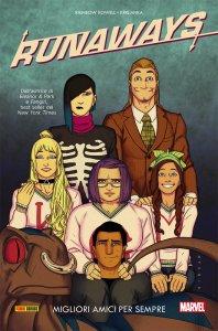 Runaways vol. 2: Migliori amici per sempre, copertina di Kris Anka
