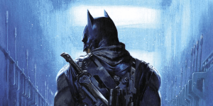 Batman Grim Knight