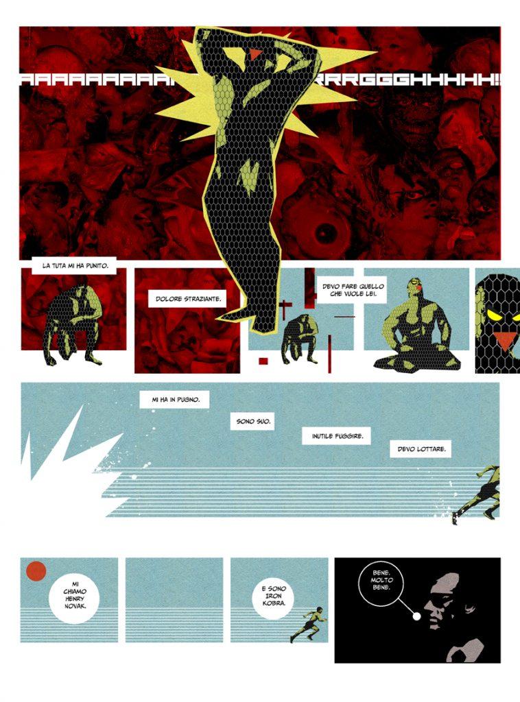 Iron Kobra, anteprima 08