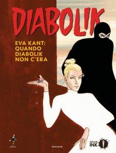 Eva Kant - Quando Diabolik non c'era, copertina di Giuseppe Palumbo