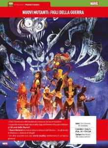 New Mutants: Figli della guerra su Anteprima