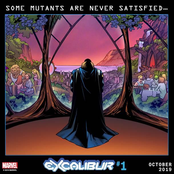 Excalibur #1 Teaser