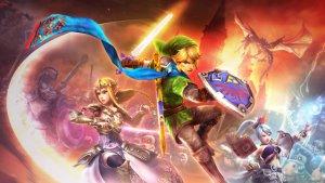 Hyrule Warriors banner scheda