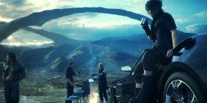 Final Fantasy XV banner