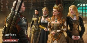 The Witcher 3: Wild Hunt – Game of the Year Edition annunciato con un trailer