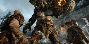 God of War, una serie di esilaranti bug dalle fasi di sviluppo nel nuovo trailer