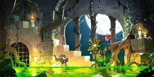 Wonder Boy: The Dragon's Trap, il trailer di lancio