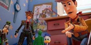 Kingdom Hearts III in un trailer in stop motion