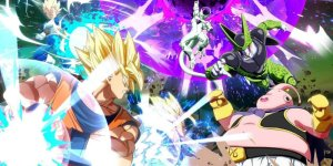 Dragon Ball FighterZ, il trailer di Gogeta (SSGSS)