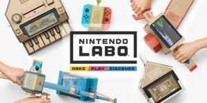 Nintendo Labo megaslide