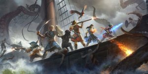 Pillars of Eternity II: Deadfire banner megaslide