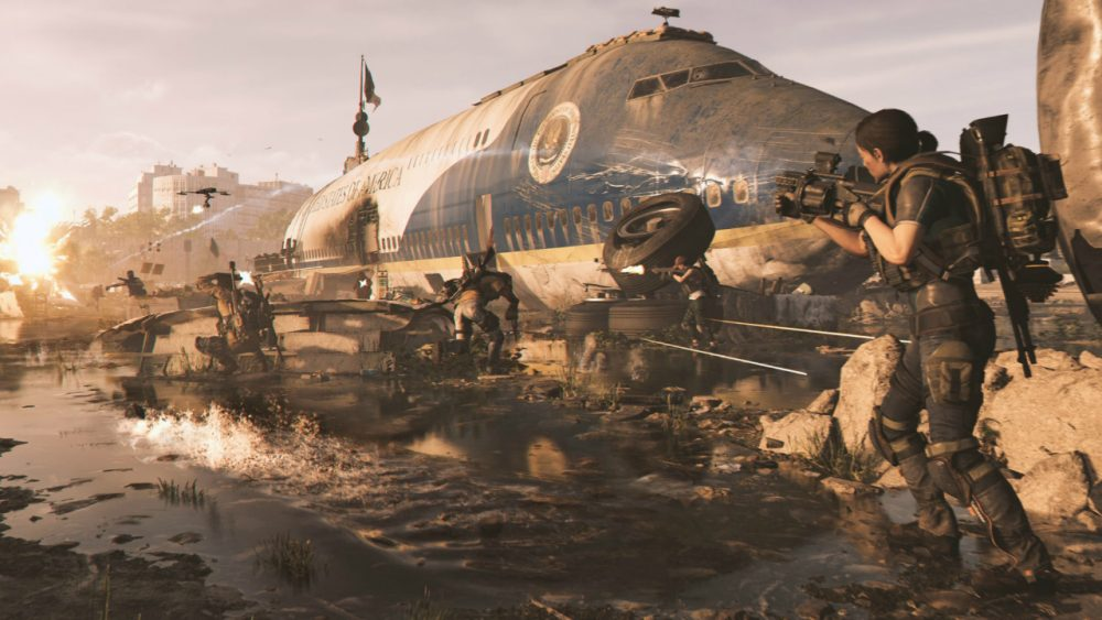 Tom Clancy's The Division 2 banner scheda