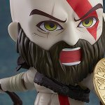 God of War, svelata la Nendoroid di Kratos, è già prenotabile