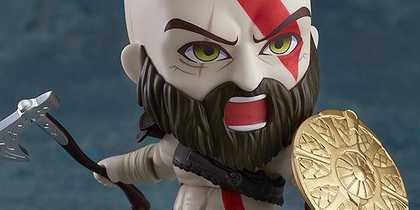 God of War Nendoroid Kratos banner