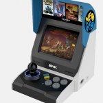 SNK Neo Geo Mini, le prime immagini della mini console dedicata ai videogiochi arcade