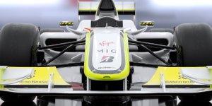 F1 2018 Brawn BGP-001 banner