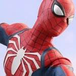 Marvel's Spider-Man, ecco la statuina di Hot Toys dell'arrampicamuri
