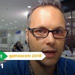 gamescom 2018, il videoblog #1 da Colonia