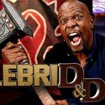 Terry Crews alle prese con Dungeons & Dragons: il video della partita