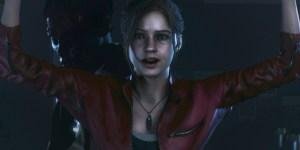 Resident Evil 2 banner