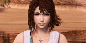 Dissidia Final Fantasy NT Yuna banner