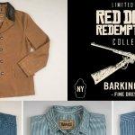 Red Dead Redemption 2, la linea di vestiario firmata Barking Irons